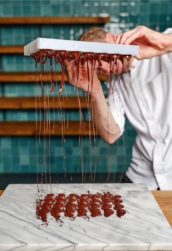 high quality professional chocolate