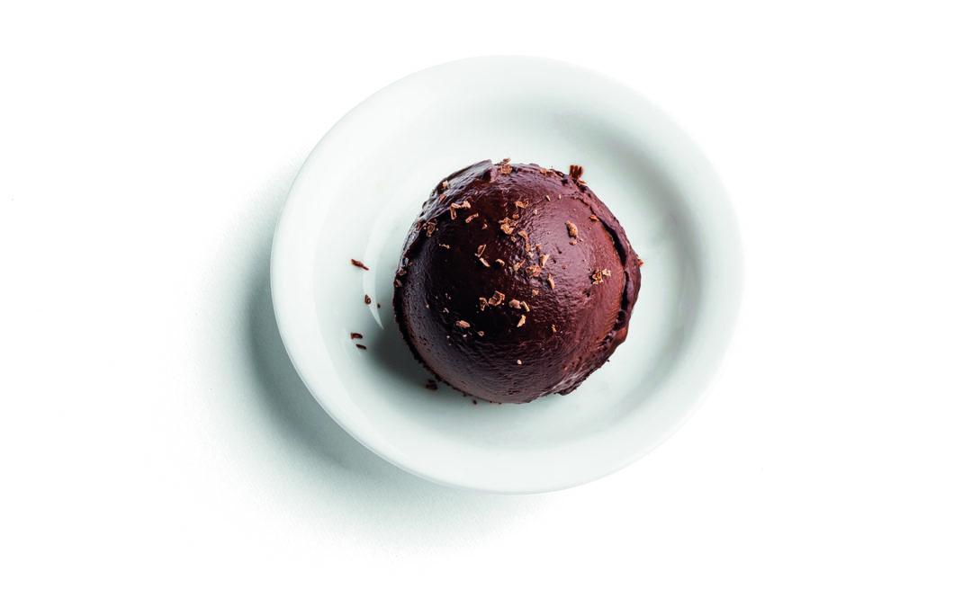 Cocoa Sorbet